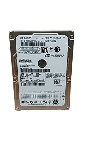 Refurbished Fujitsu Mobile MHY2160BH 160GB 2.5