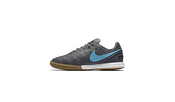 Nike Men s TiempoX Proximo IC Indoor Soccer Shoe (Sz. 11) Dark Grey ... d34dc6e21
