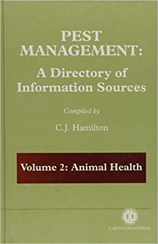 ''HOT'' Pest Management: A Directory Of Information Sources. Natural workshop Format Access referred