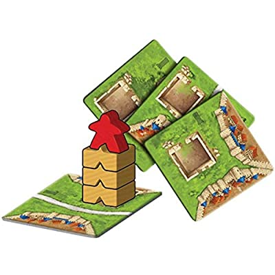 Carcassonne Expansion 4: The Tower Board Game: Kitchen & Dining