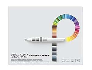 """Winsor & Newton Pigment Marker Pad, 11"""" x 14"""""""