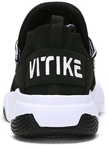 Sport Sneakers Chaussure Walking Running vert 2 De Outdoor Chaussures Shoes Compétition Entraînement Garçon Course Basket Mode Fille zqpYSY