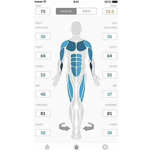 The Skulpt Scanner Measures Body Fat Percentage Identifies Muscle In Box New