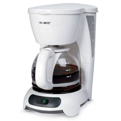Mr Coffee DR4MC 4 Cup Coffeemaker