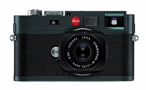Leica 10759 M-E 18 MP Digital Rangefinder Camera with 2.5-Inch TFT LCD Screen- Body Only (Grey)