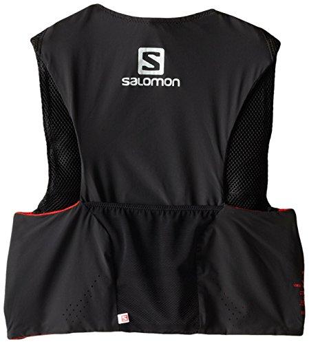 Rouge Salomon Sense Homme Veste Lab Ultra Blanc Noir d'Hydratation nrrSw8Hxaq