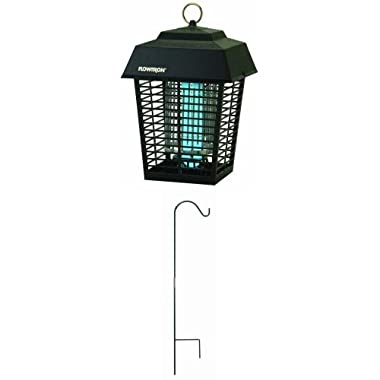 Flowtron BK-15D Electronic Insect Killer and Hook Bundle