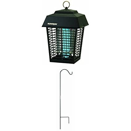 Amazon Flowtron BK 15D Electronic Insect Killer and Hook