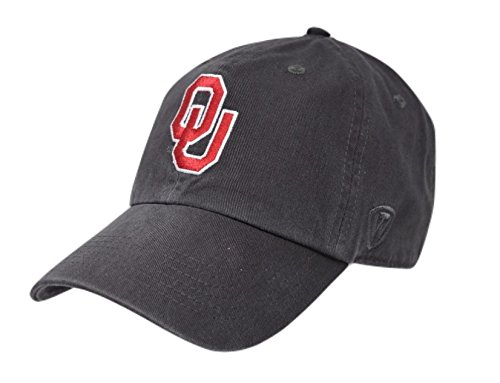 Oklahoma Sooners Hat Icon Charcoal
