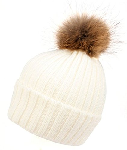 Coxeer Womens Knitted Slouchy Beanie