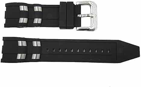 Genuine Invicta Pro Diver 26mm Black Watch Strap For Model 17878, 17877, 17879, 18019, 6977, 6979, 22311, 18038, 22797
