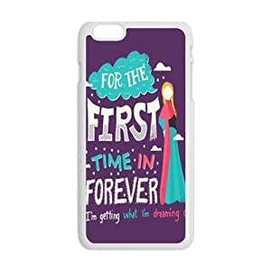 diy zhengFrozen representative song Cell Phone Case for iPhone 6 Plus Case 5.5 Inch /