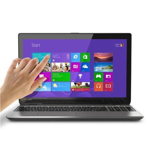 "Toshiba Satellite E55T-A5320 Ultrabook 15.6"" Touch Screen..."