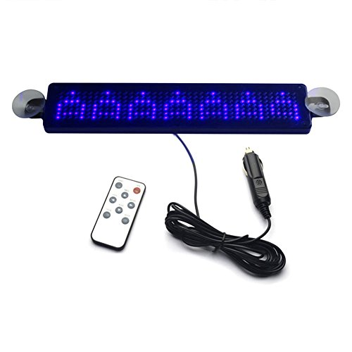 Koolertron Programmable Message Scrolling Display product image