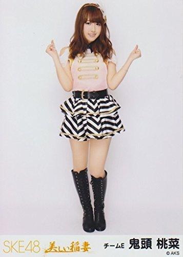 SKE48公式生写真 美しい稲妻 会場限定 【鬼頭桃菜】