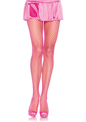 Leg Avenue Womens Spandex Industrial Fishnet Tights -