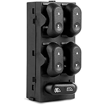 Amazon.com: SWITCHDOCTOR Window Master Switch for 2004-2008 Ford F ...