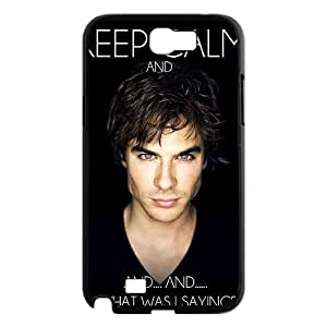 The Vampire Diaries Brand New Cover Case for Samsung Galaxy Note 2 N7100,diy case cover ygtg-338527