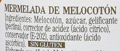 La Vieja Fabrica - Mermelada De Melocotón - 800 gr: Amazon ...