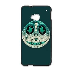 HTC One M7 Cell Phone Case Black ALL JACK OJ517665