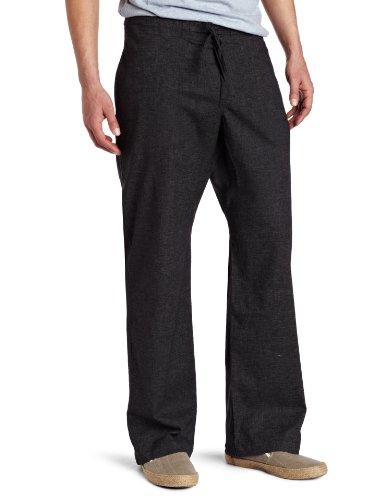 prAna Men's Sutra Pant (Black, ()