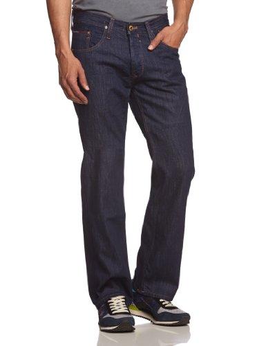 Hilfiger Denim Herren Jeans Normaler Bund Wilson MRW / 1957823830, Gr. 31/32, Blau (906 Michigan Raw)