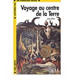 Lectures Cle En Francais Facile - Level 1: Voyage Au Centre De La Terre (Paperback)(French) - Common