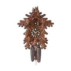 Hönes Cuckoo Clock 4 Owls