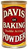 Davis Double Acting Baking Powder 8.1 oz