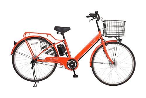 EISAN(A 산) 어시스트 자전거 AS-261W-E 오렌지