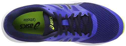 Gel Hombre Asics peacoat exalt 5 De 400 Running Para Blu Zapatillas Blue illusion OqdqRw0
