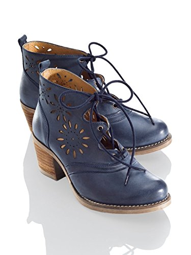 Avena Mujer Hallux Blütentraum - Botines: Amazon.es: Zapatos y complementos