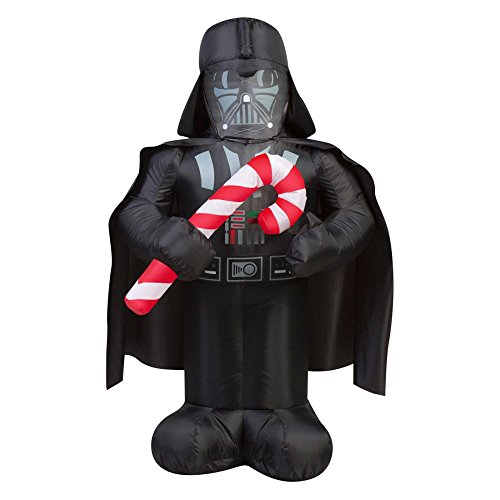 Airblown Inflatable Darth Vader - Lights Up! 3.5 Ft Tall