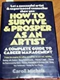 How to Survive and Prosper As an Artist, Caroll Michels, 0030615720