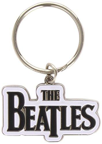 Llavero Beatles. Drop T Logo Keyring : Amazon.es: Música