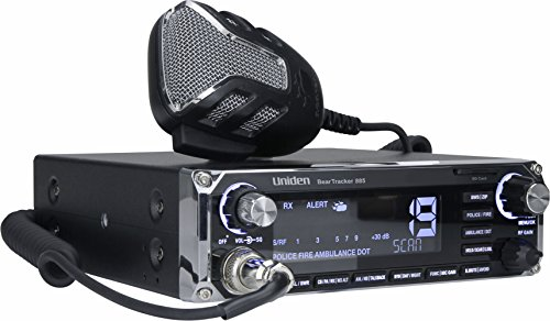 The 8 best cb radio with police scanner
