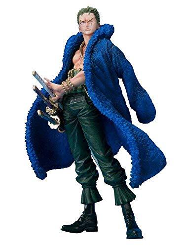 - One Piece: Roronoa Zoro 20th Anniversary Ver Figuarts Zero PVC Figure by Bandai