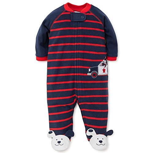 Little Me Baby Boys Blanket Sleepers