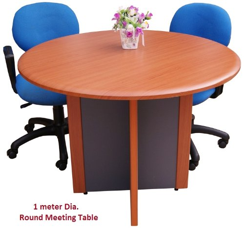 Office Round table, Metting table for Home or Office - 1000 dia x H750 JDK Furniture SP212