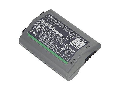 Nikon Lithium-Ion Rechargeable Digital Camera Battery, Grey (EN-EL18c) by Nikon