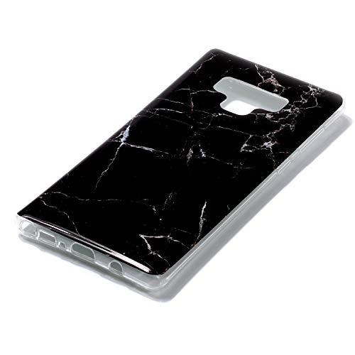 inShang Rigide Samsung et 9 dans Coque TPU Anti Coque pour Note Le matériel étui black léger de étui Housse Portable Ultra Mate9 Mince Galaxy téléphone Slip Fait rCqdOawr