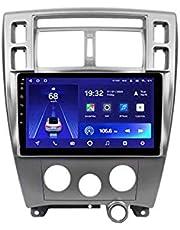 Auto Stereo Android 10.0 Radio voor Hyundai Tucson 2004-2009 GPS Navigatie 9 '' Head Unit HD Touchscreen MP5 Multimedia speler Video Ontvanger met 4G WiFi SWC Carplay