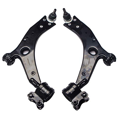 - Front Lower Control Arm and Ball Joint Assembly Compatible Volvo C30 C70 S40 V50 Driver Passenger Side AUQDD 2PCS K620598 K620599 Left Right Professional Suspension