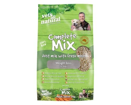 VETS ALL NATURAL Complete Mix Weight Loss 15KG Refill (DVCMWL15R)