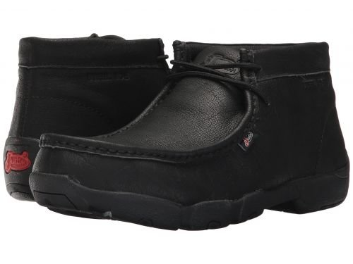 Justin(ジャスティン) メンズ 男性用 シューズ 靴 ブーツ 安全靴 ワーカーブーツ Cappie Steel Toe Industrial Black [並行輸入品] B07DNQJ5B7 10.5 D Medium