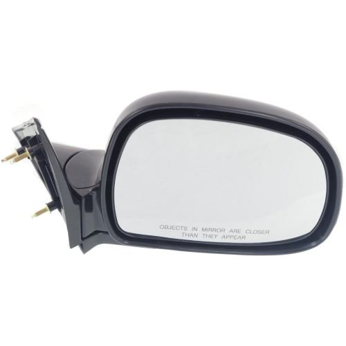 Make Auto Parts Manufacturing Right/Passenger Side Non-Towing Mirror Manual Operated Non-Heated Manual Folding Paint To Match For Chevrolet/GMC/Isuzu/Oldsmobile Trucks 1994-1998 - GM1321126