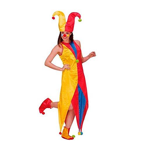 Super Deluxe traje de payaso señora Annabelle. Talla: M: Amazon.es ...