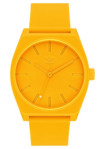 adidas Watches Process_SP1. Silicone Strap, 20mm Width (All Collegiate Gold. 38 mm).]()