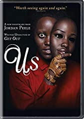 From Academy Award-winning visionary Jordan Peele comes another original nightmare. Starring Oscar winner Lupita Nyong'o (12 Years a Slave) and Winston Duke (Black Panther), an endearing American family is pitted against a terrifying and unca...
