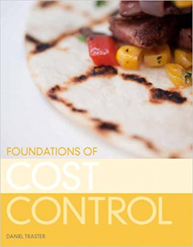 Book Foundations of Cost Control